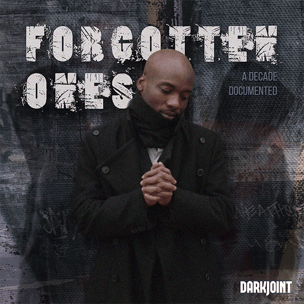 Forgotten Ones - A Decade Documented (2-part album) Cover
